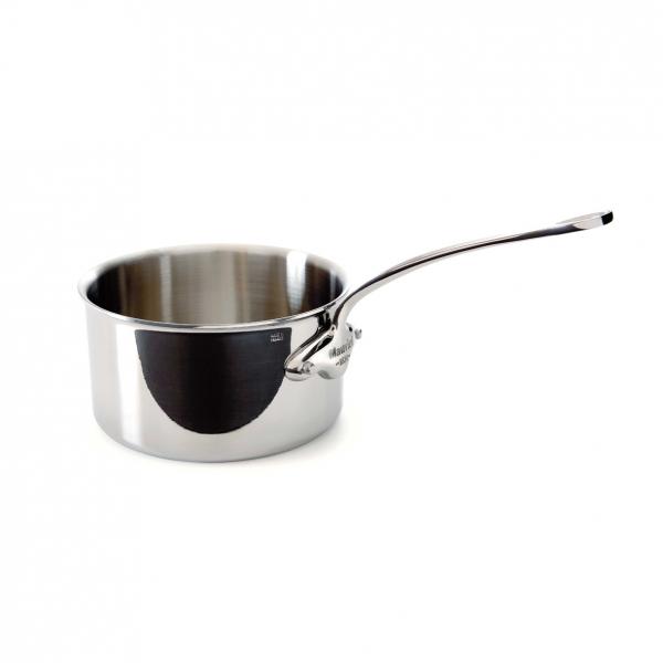 Mauviel 5210 casserole inox - Casserole en inox ...